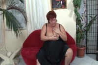 Chunky Bbw Lilus Almost Crushes Her Man When She Gets On Top